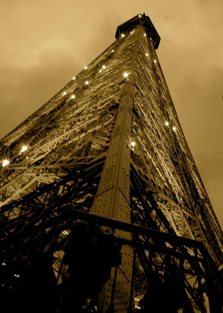 Illumination de la Tour Eiffel