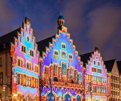 Illumination Frankfurter Römer