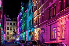 Illumination in der Görresstraße (2)