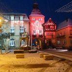 Illuminations Noël en Alsace .
