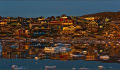 ilulissat - drittgrößte stadt grönlands