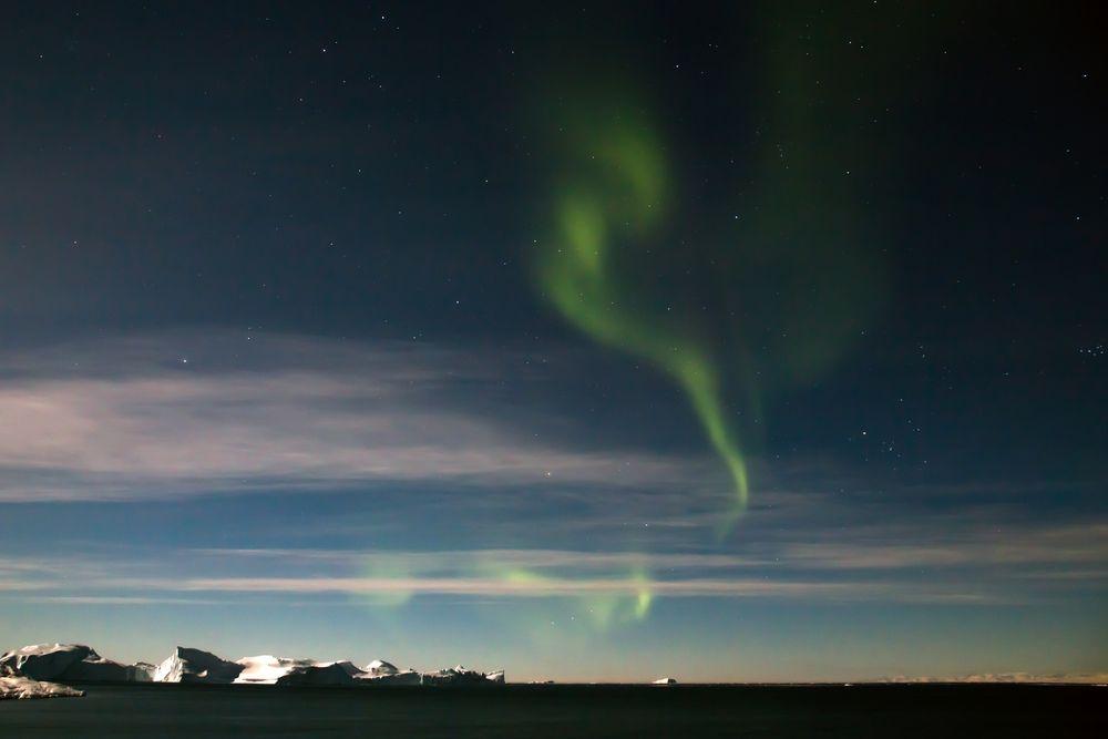Ilulissat night...