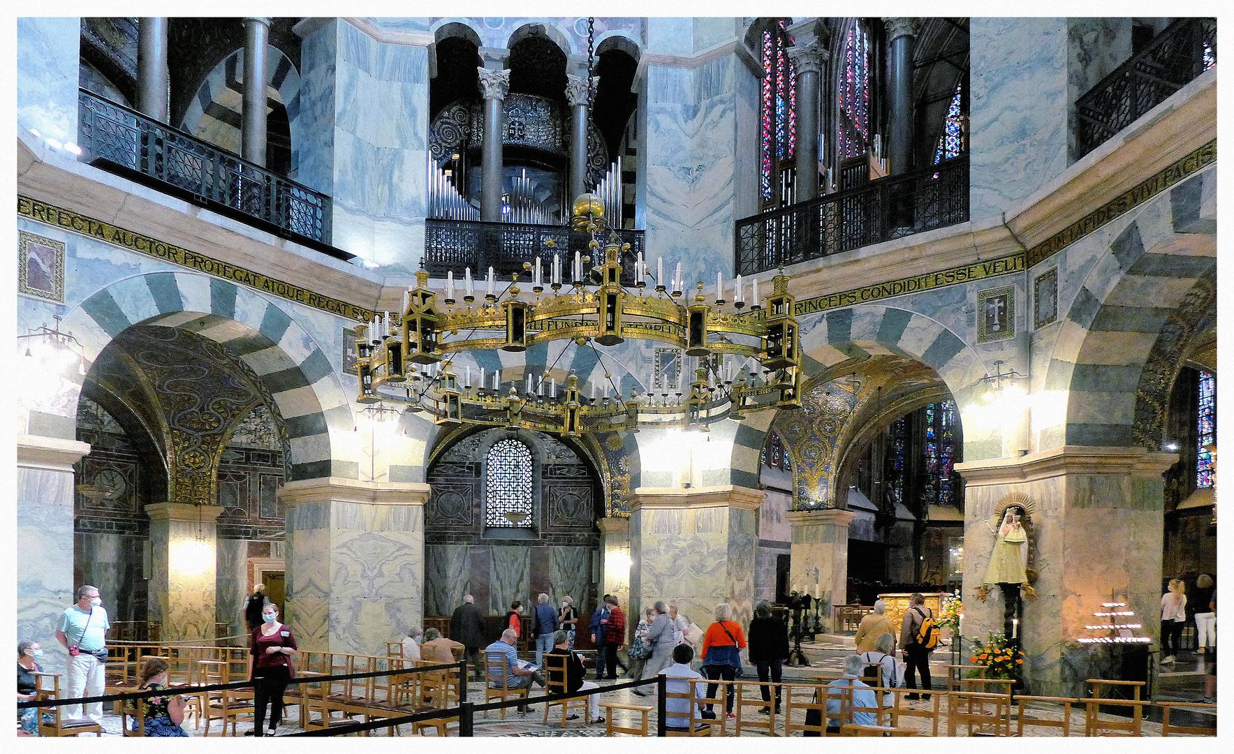 Im Aachener Dom