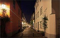 Im Altstadtkern von Kempen