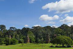 ...im Angkor Park...