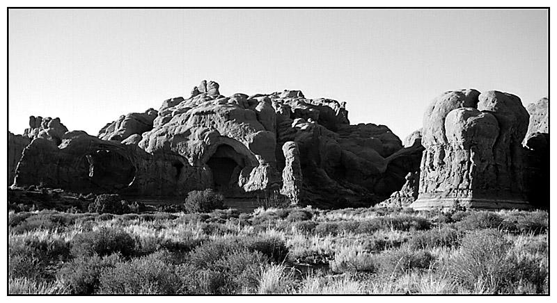 Im Arches National Park - Utah, USA