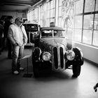 Im Automobilmuseum Eisenach