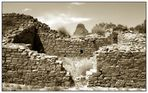 Im Aztec Ruins National Monument - New Mexico - USA