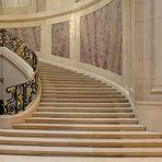 Im barocken Treppenhaus