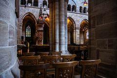 Im Basler Münster 07