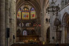 Im Basler Münster 13