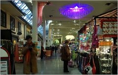 ... im Bazaar ...