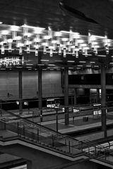 Im Berliner Hauptbahnhof