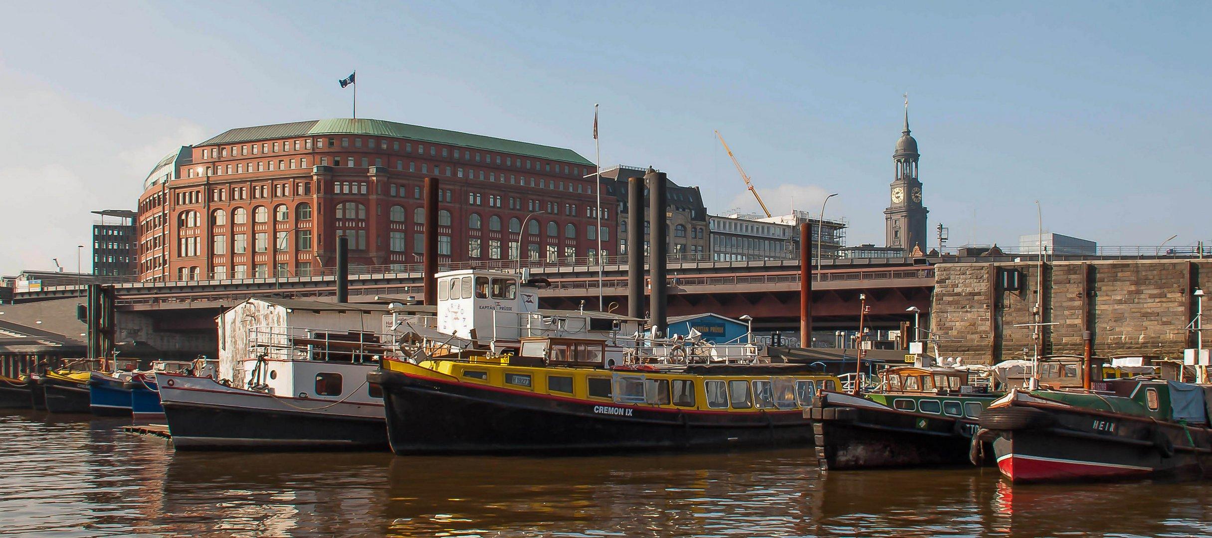 Im Binnenhafen