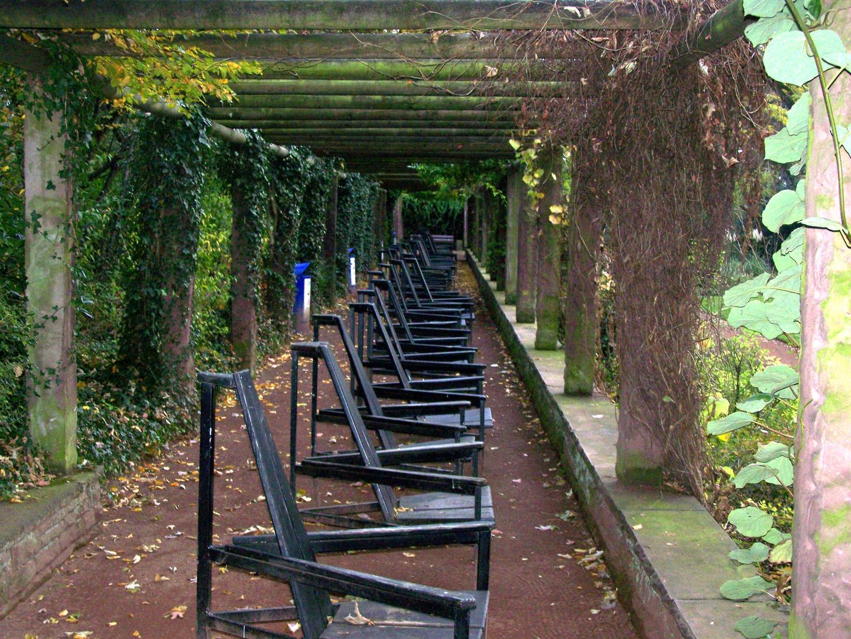 Im Botanischen Garten Duisburg