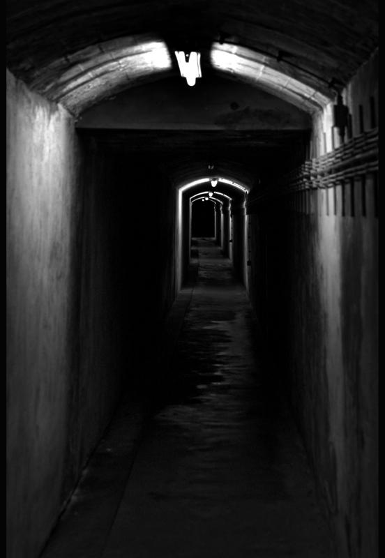 Im Bunker .......