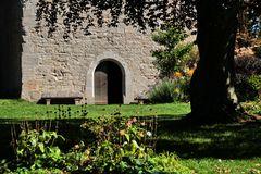 Im Burggarten