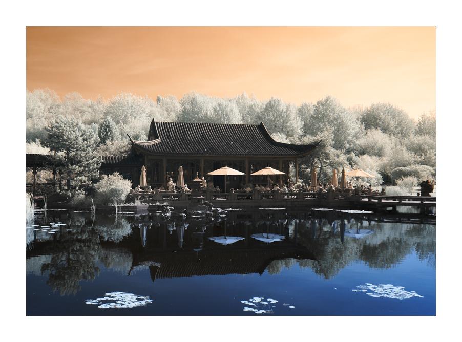 Im Chinesischen Garten II