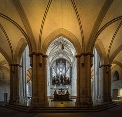 Im Chorumgang der St. Andreaskirche (Hildesheim)