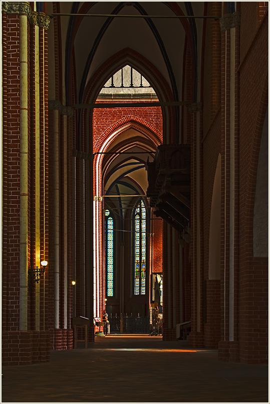 Im Doberaner Münster II