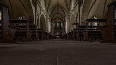 im Dom von Münster