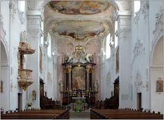 ... im Dom zu Arlesheim ...
