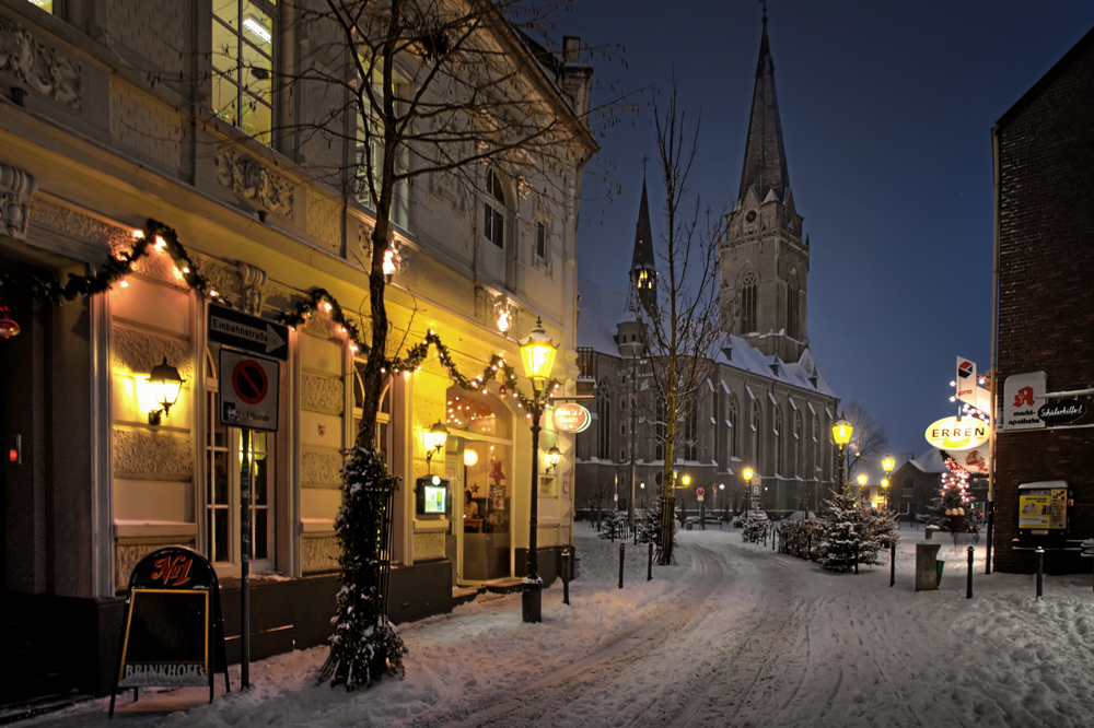 I´m dreaming of a white Christmas...