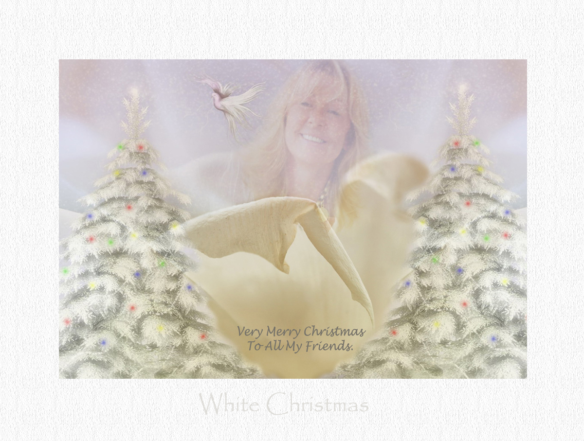 I'm Dreaming of A White Christmas..
