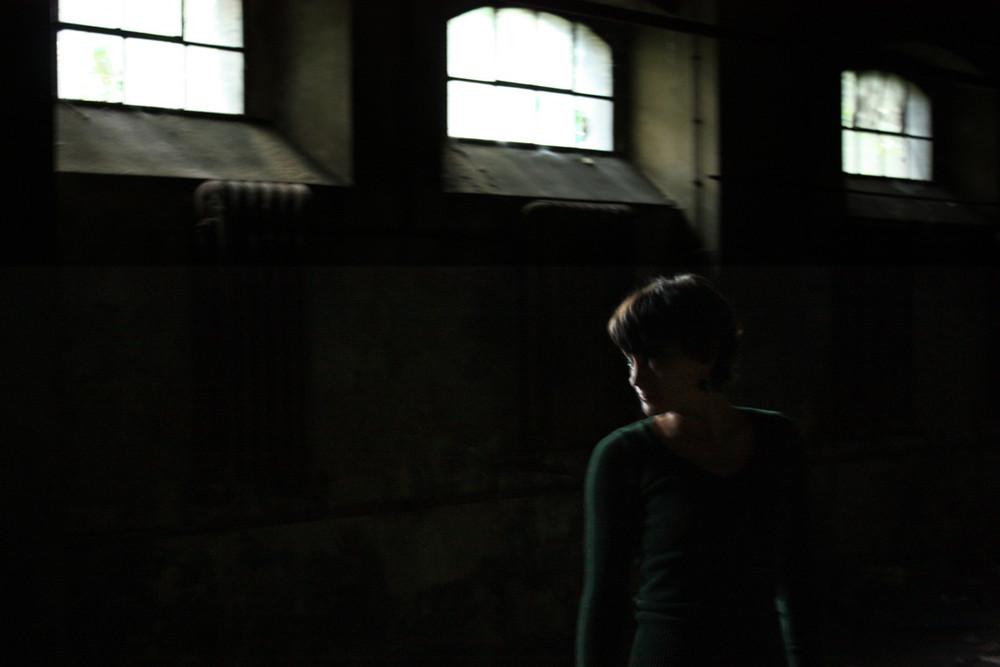 Im Dunkeln