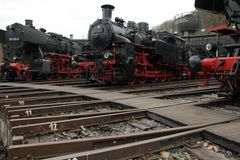 - im Eisenbahnmuseum Bochum Bild 4 -