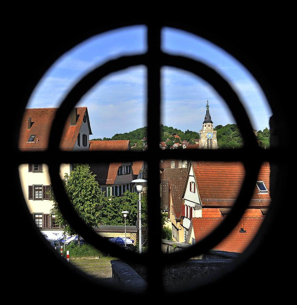 Im Fadenkreuz.....