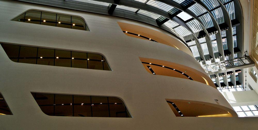 Im Fokus: architektonische Details