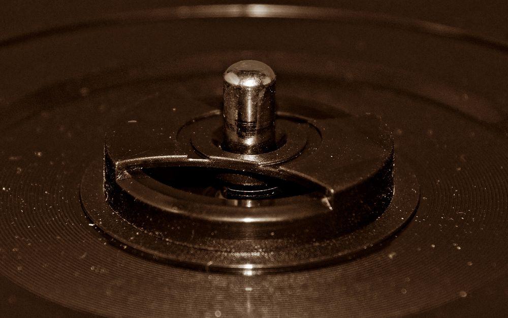 Im Fokus: Detail- bzw. Makroaufnahme eines Musikinstruments