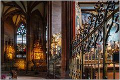 Im Freiburger Münster