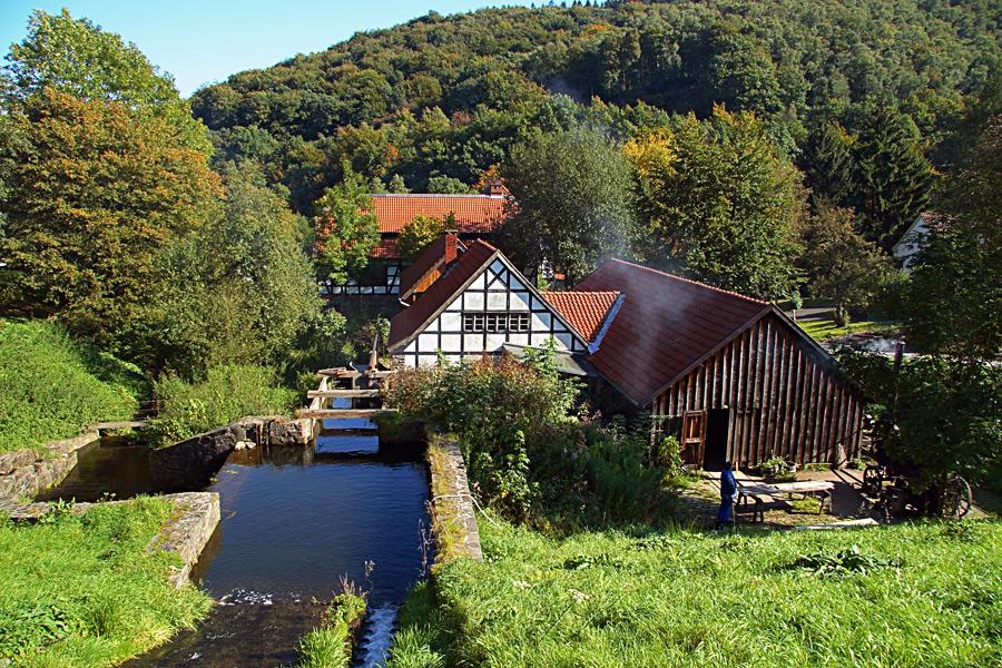 Im Freilichtmuseum Hagen