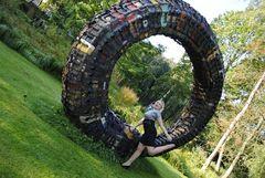 Im Garten der Kunst