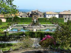 Im Garten der Villa Lante
