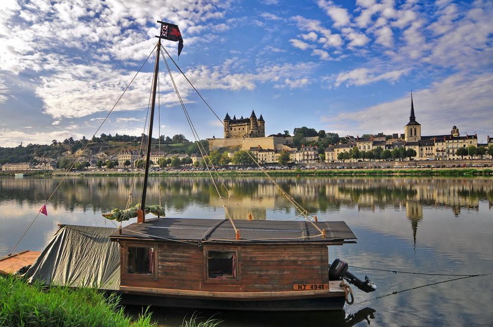 Im Garten Frankreichs: Saumur an der Loire