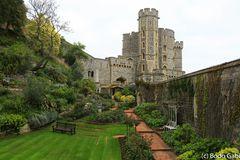 Im Garten von Schloss Windsor II