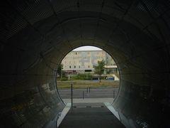 Im Glastunnel 1
