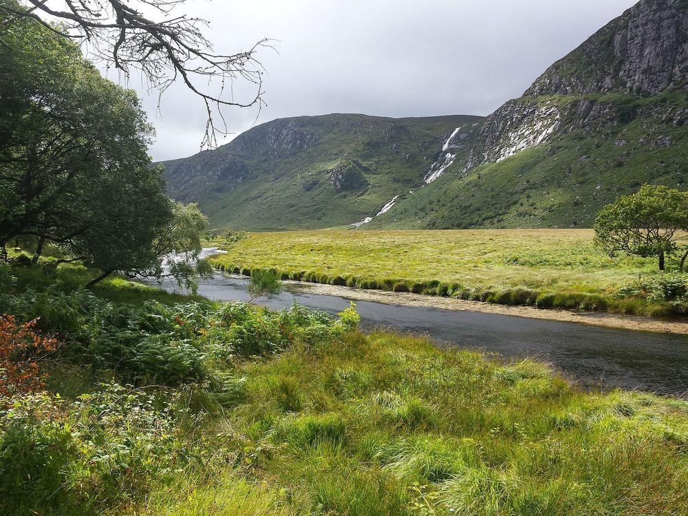 Im Glenveagh-Nationalpark/Donegal, Nordwest-Irland