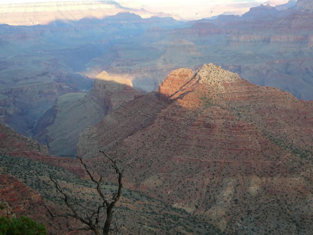 Im Grand Canyon