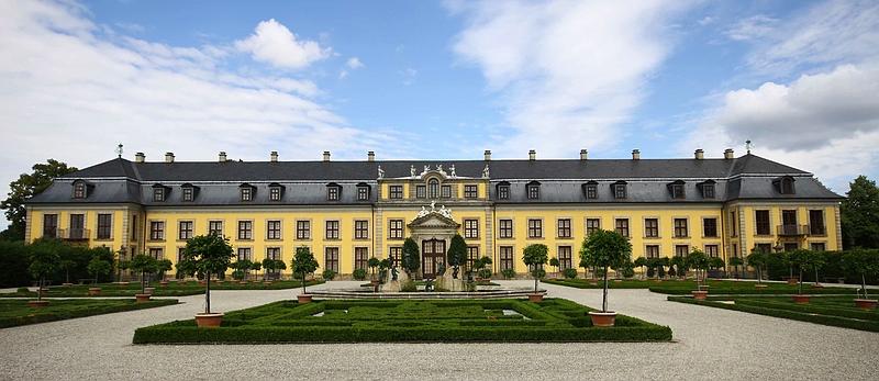 Im Großen Garten / Herrenhäuser Garten / Hannover