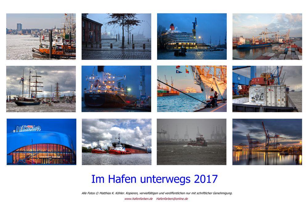 Im Hafen unterwegs 2017
