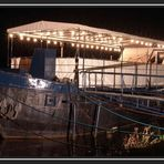Im Hafen von Carolinensiel...