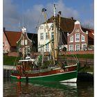 Im Hafen von Greetsiel 03 ...