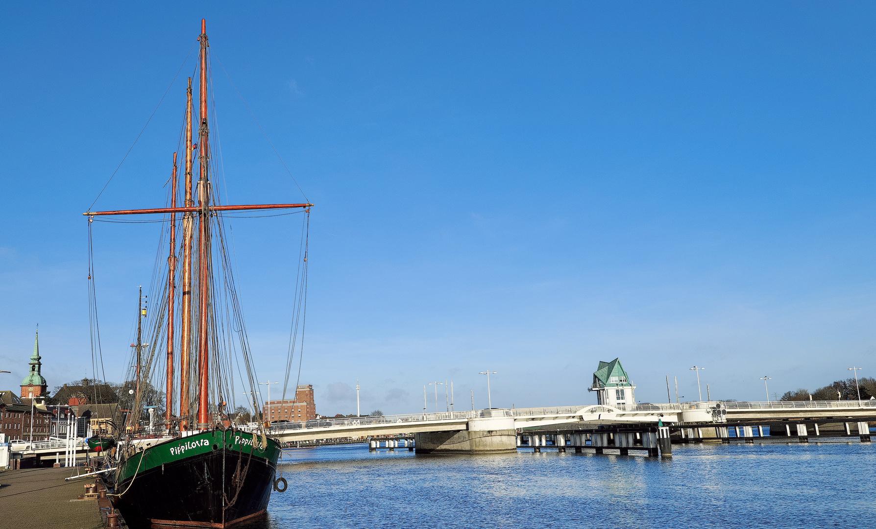 Im Hafen von Kappeln
