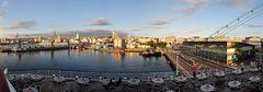 Im Hafen von La Coruna