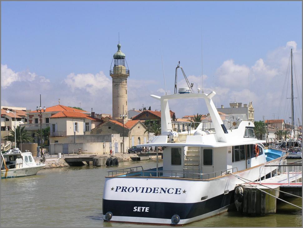 Im Hafen von Le Grau-du-Roi