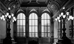 Im Hamburger Rathaus
